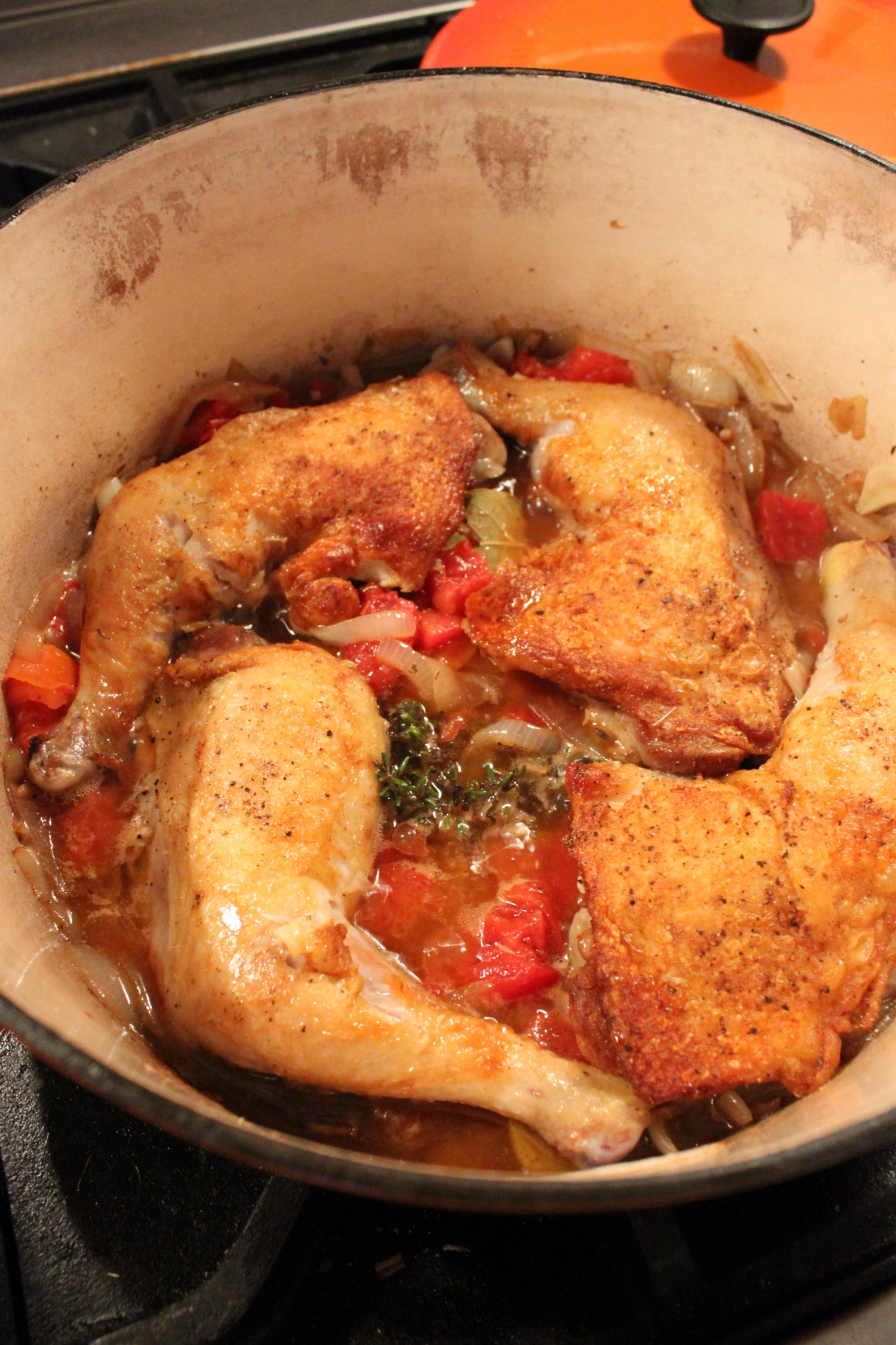 Braised Chicken Legs5
