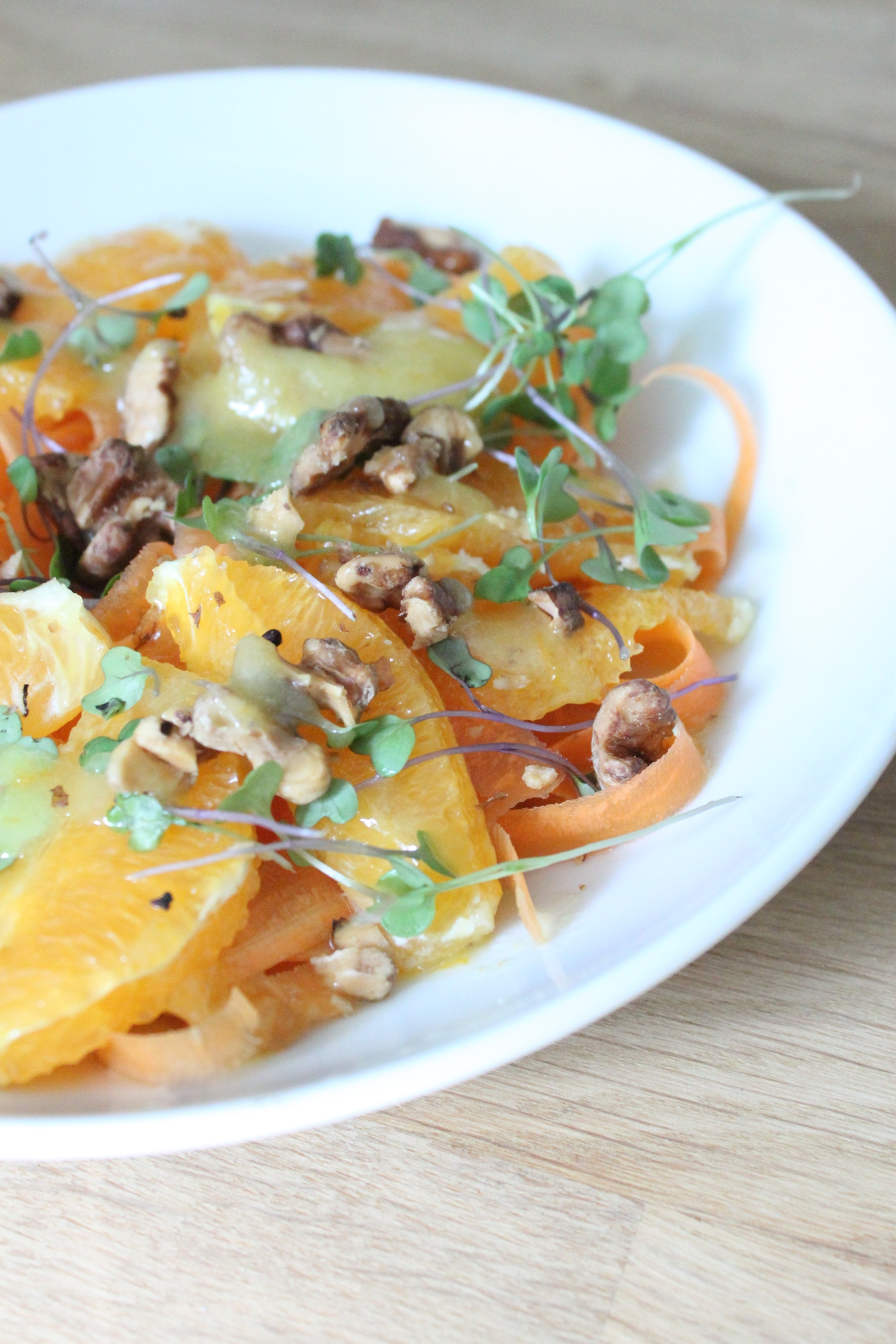 Carrot Orange Salad with Walnuts3