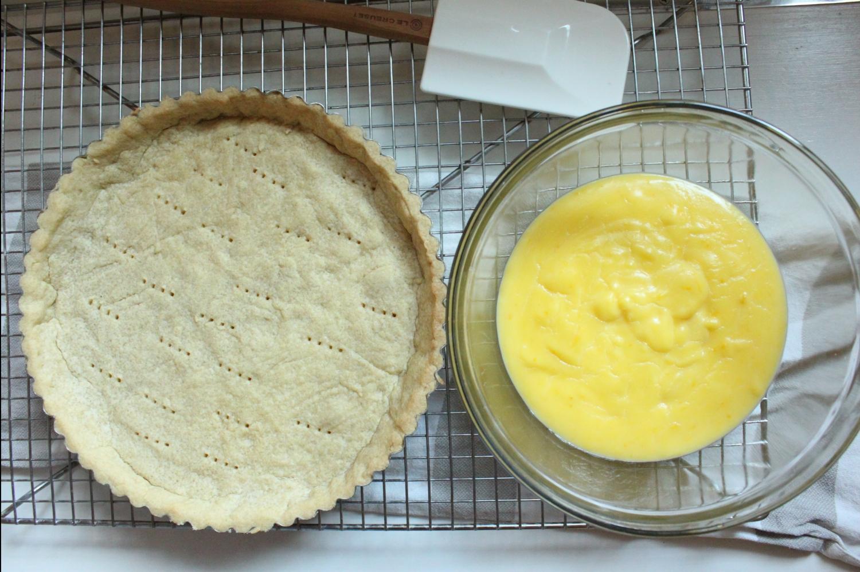 Lemon Curd & Lemon Curd Tart2
